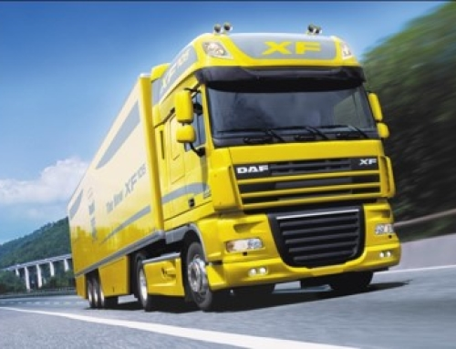 Development of a new rear axle – DAF Trucks