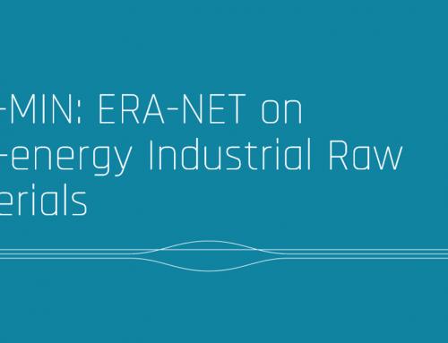 ERA-MIN: ERA-NET on Non-energy Industrial Raw Materials