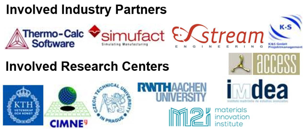 Involved partners ICMEG