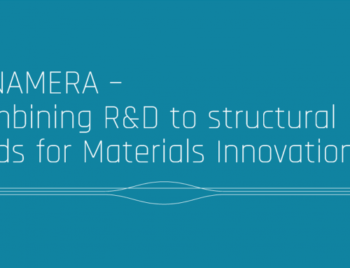 SYNAMERA – Combining R&D to structural funds for Materials Innovation