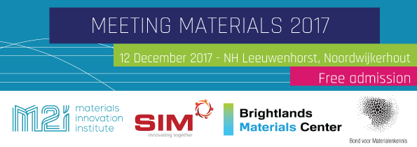 Meeting Materials M2i, SIM, BMC, BvM