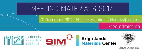 Meeting Materials M2i, SIM, BMC, BvM